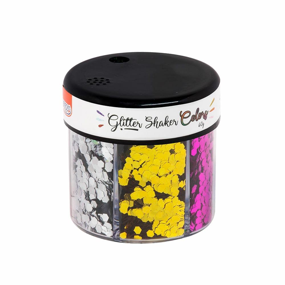 Glitter Shaker Colors Brw