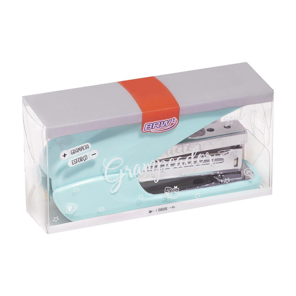 Grampeador Power Saver - Brw