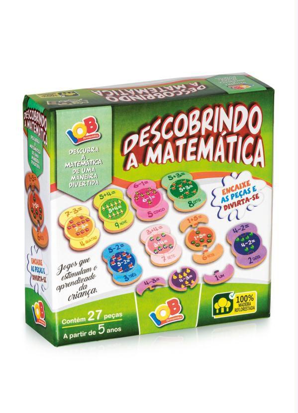 Jogo Descobrindo a Matemática