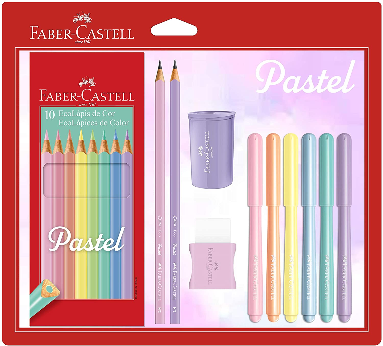 Kit Pastel - Faber Castell