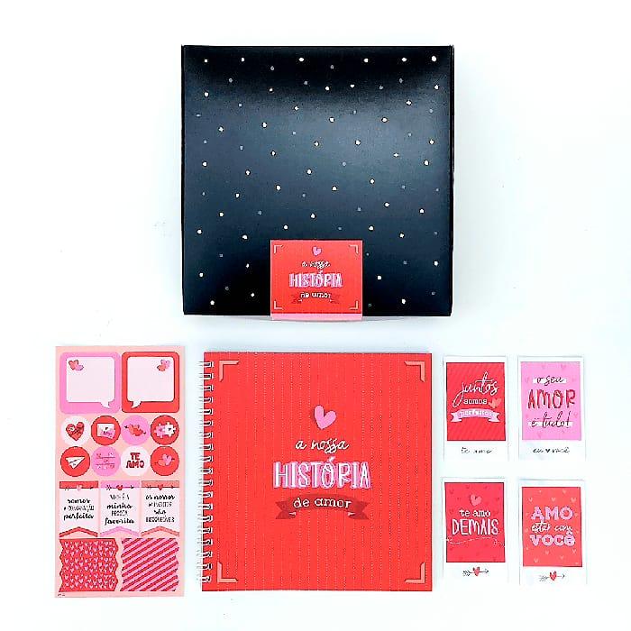 Kit Scrap Kit - Cartões Gigantes