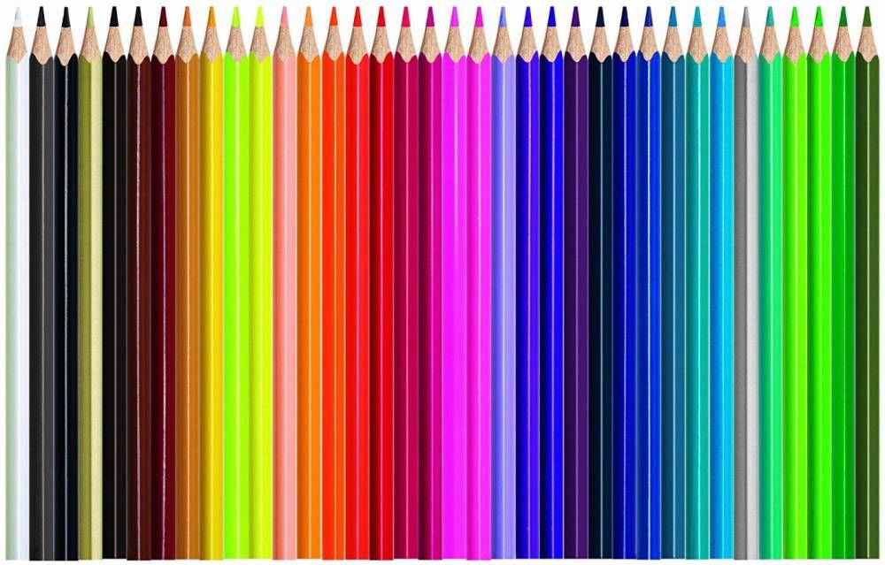 Lápis De Cor Color'Peps Maped C/24