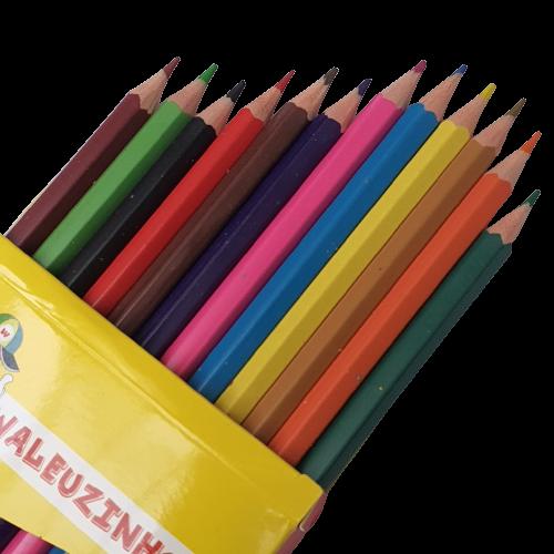 Lápis de Cor Waleuzinho