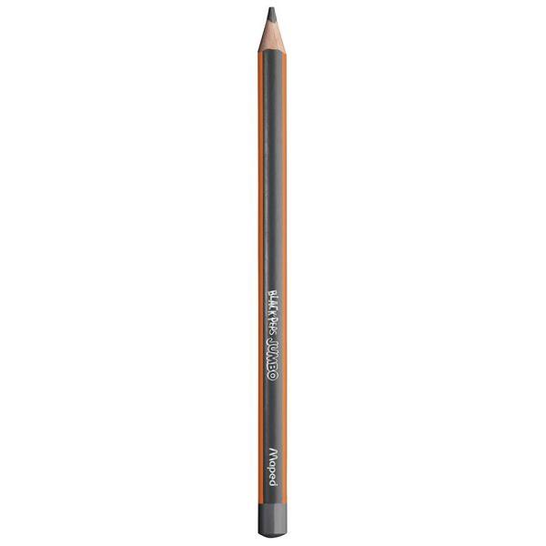 Lápis de Escrever Black'Peps Jumbo - Maped