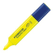 Marca Texto Textsurfer Classic Amarelo - Staedtler