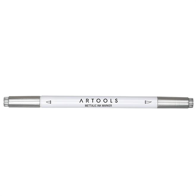 Marcador Metálico Artools C/ 8 Cores