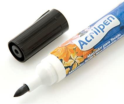 Marcador para Tecido Acrilpen