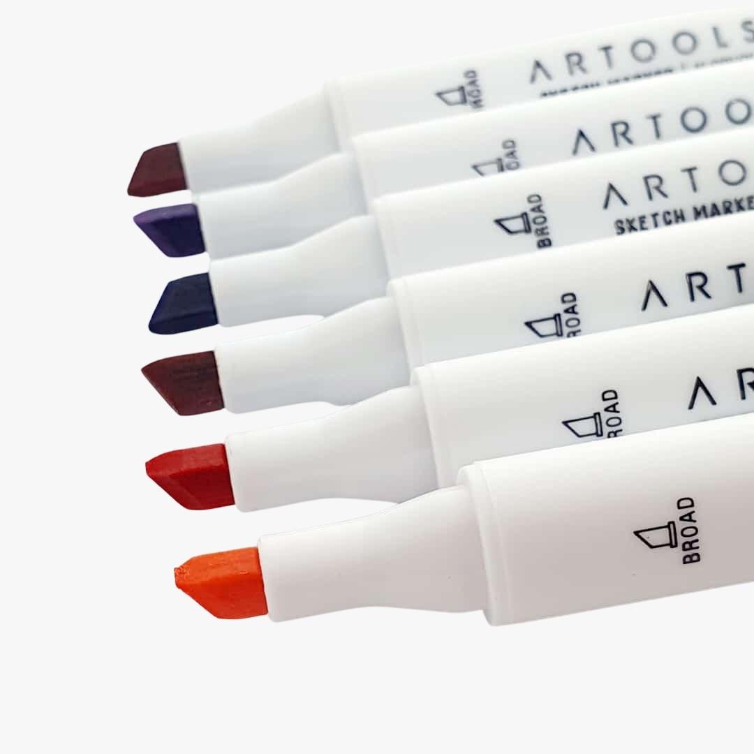 Marcador Pictom Artools - C/ 6 Unidades