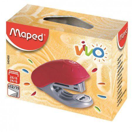 Mini Grampeador Maped Vivo