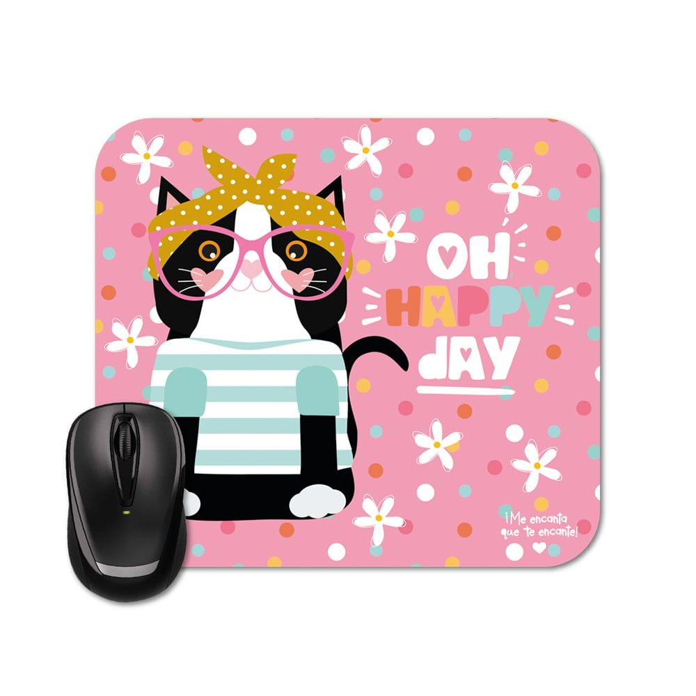 Mouse Pad Happy Mia - Raizler
