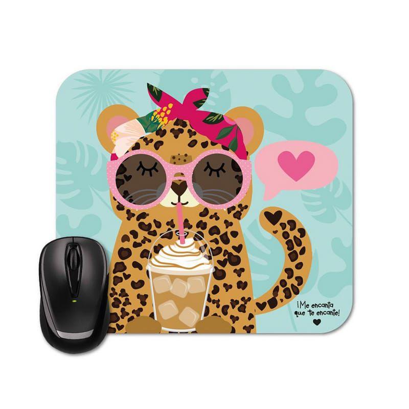 Mouse Pad Oncinha - Raizler
