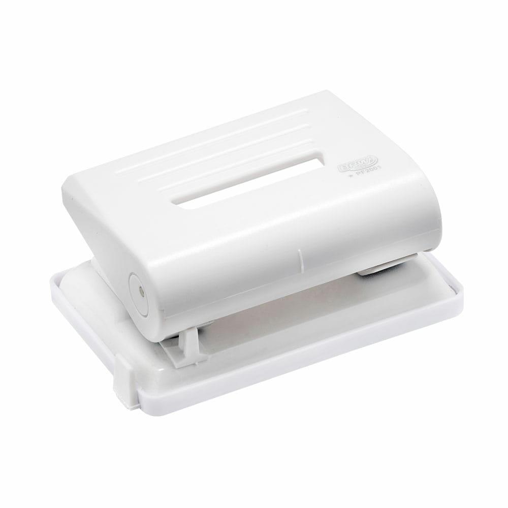 Perfurador de Plástico C/ 2 Furos - Brw