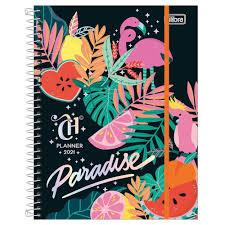 Planner Capricho Paradise 2021 - Tilibra