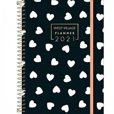 Planner 2021 West Village - Tilibra