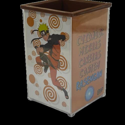 Porta Objetos Naruto & Harry Potter
