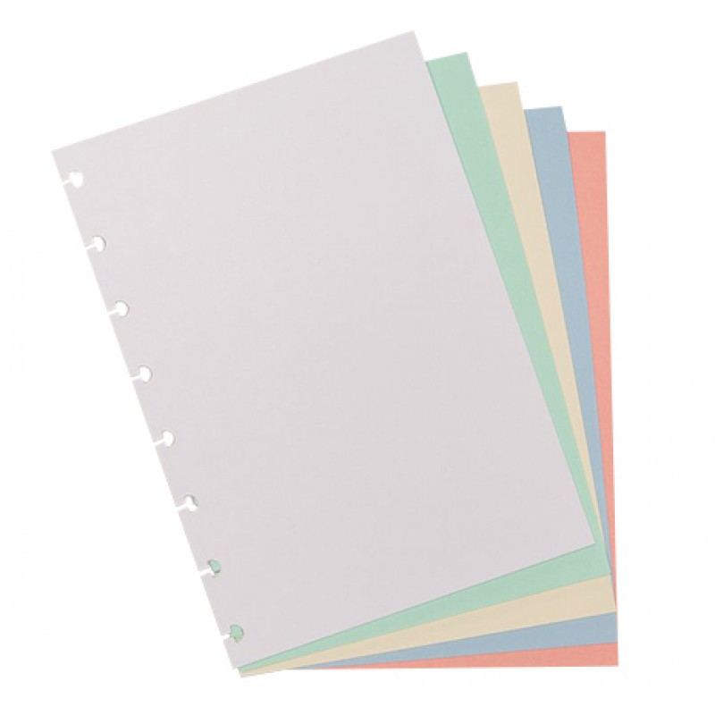 Refil Colorido Médio P/ Caderno Inteligente 90g