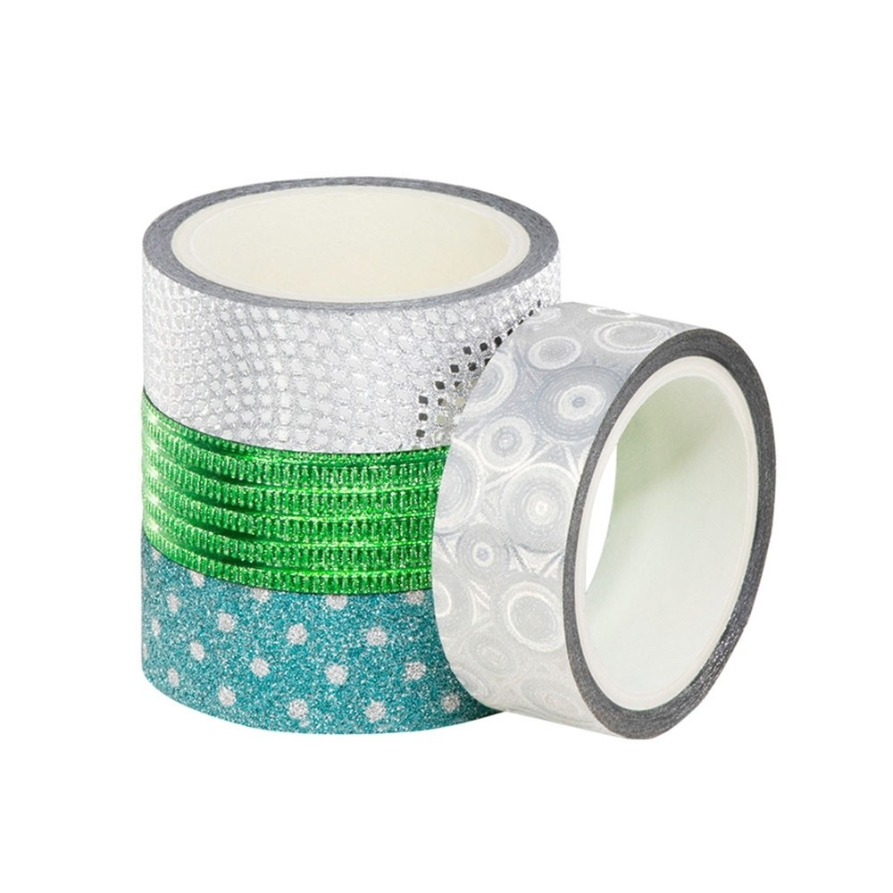Washi Tape Texture C/ 8 Unidades - BRW