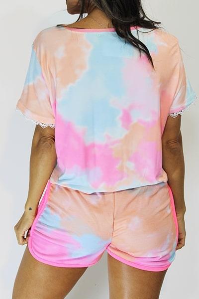 Bermuda UseUp Tie Dye