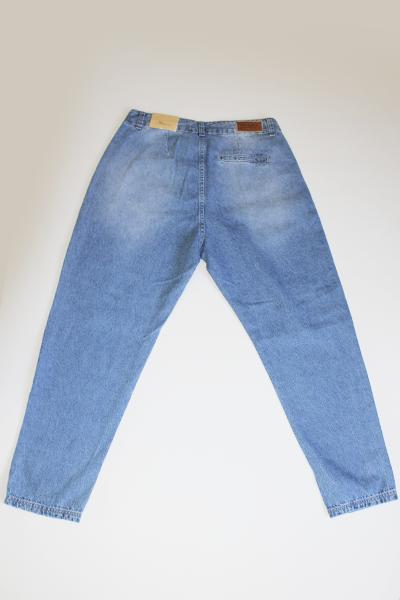 Calça Jeans New Mom