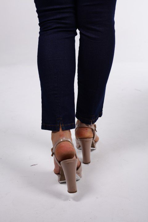 Calça Jeans Tigrara Skinny Amaciada