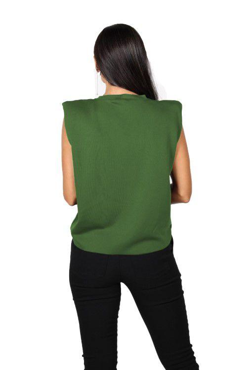 Muscle Tee Gadore Neoprene Verde