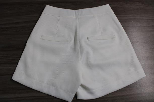 Shorts Alfaiataria  Smel