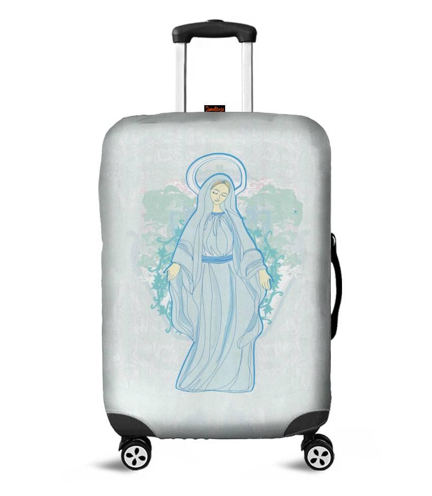 Capa para Mala Virgem Maria