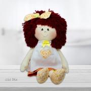 Boneca Artesanal Rita Exclusiva