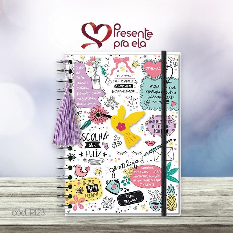 Planner Permanente Beija-Flor