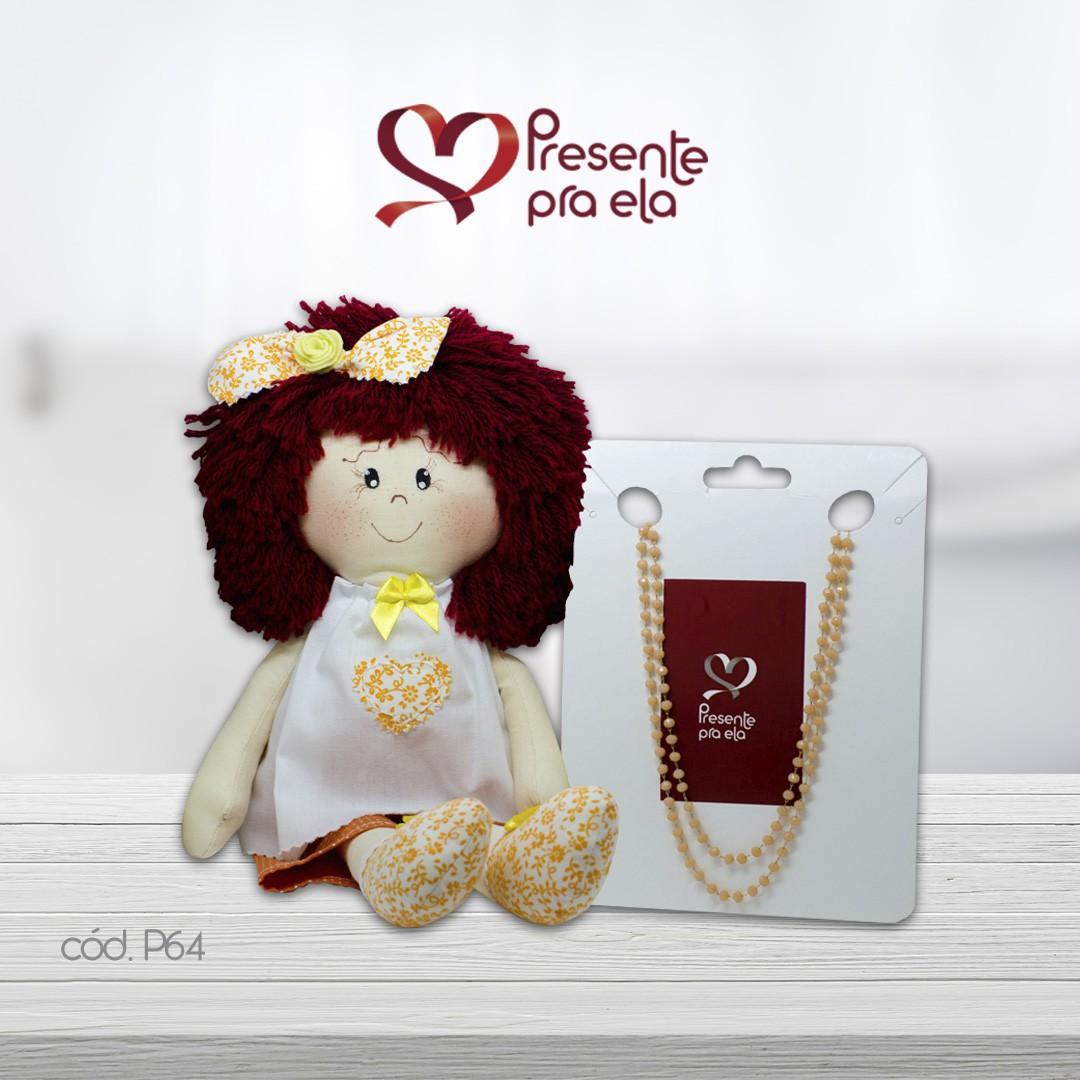 Presente Pra Ela - P64