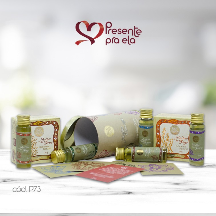 Presente Pra Ela - P73