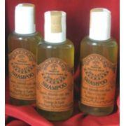 Shampoo Natural  de óleos de oliva e coco
