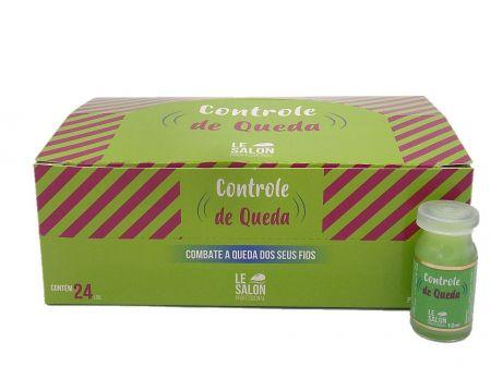 CONTROLE DE QUEDA AMPOLA LE SALON - KIT C/ 24 UNIDADES