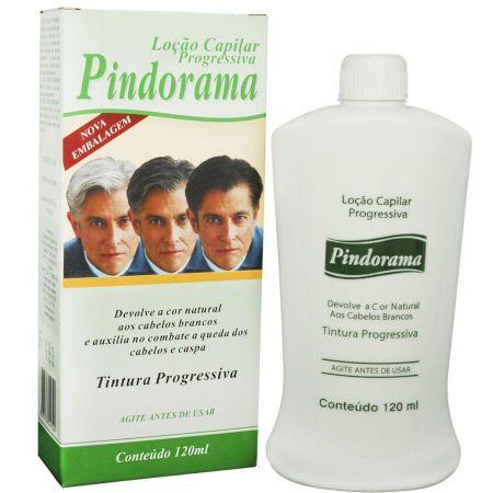 LOÇÃO CAPILAR PINDORAMA - 120 ML