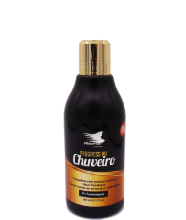 Progressiva No Chuveiro Alise Hair -  Sem Formol 250ml