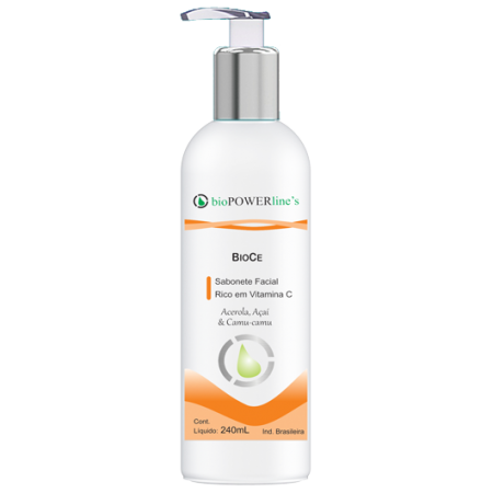 Sabonete Facial Bioce 240ML