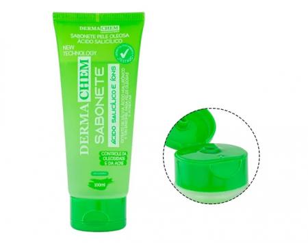 Sabonete Para Pele Oleosa Ácido Salicílico 100ML