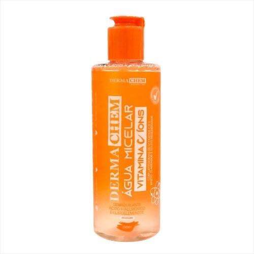 Água Micelar Vitamina C Íons 250ML