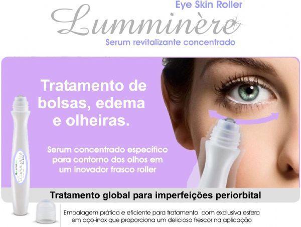 Lumminère Eye Skin Roller - 15ml