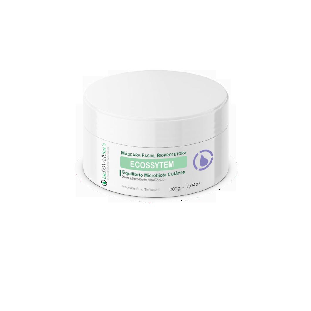 Máscara Facial Bioprotetora Ecossystem Biopowerlines 200g