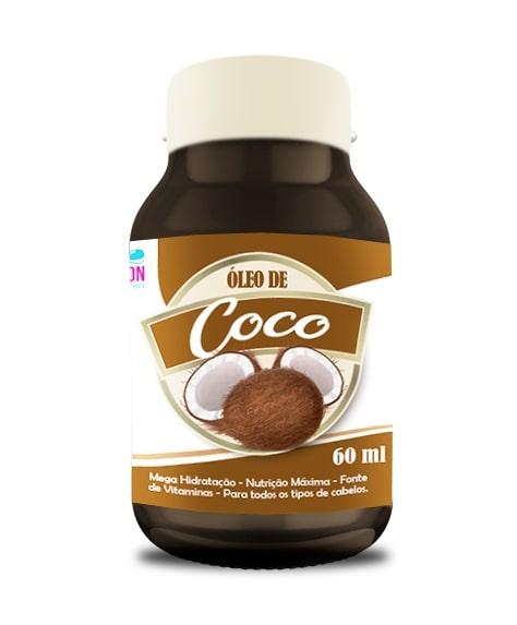 Óleo Capilar de Coco 60ML
