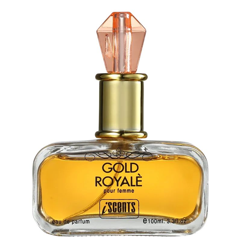 Perfume Gold Royalè I-Scents Eau de Parfum -  Feminino 100ml