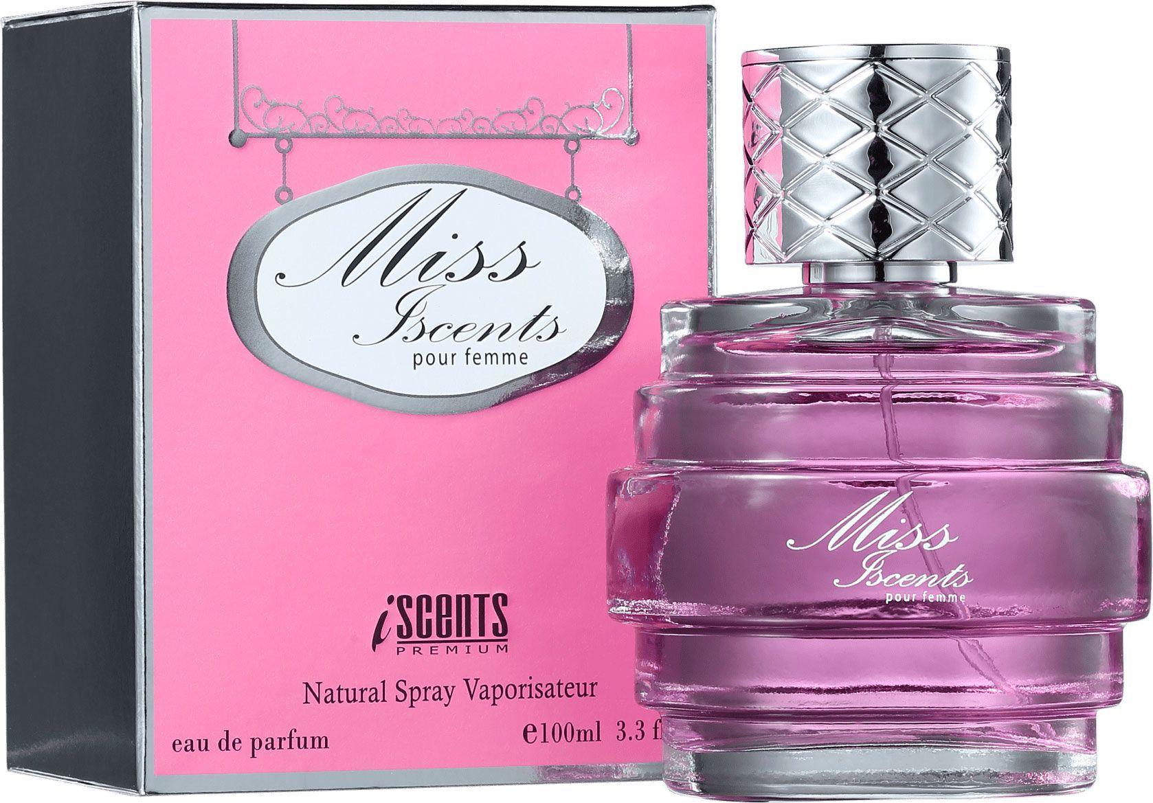 Perfume  Miss I-Scents Eau de Parfum - Feminino 100ml