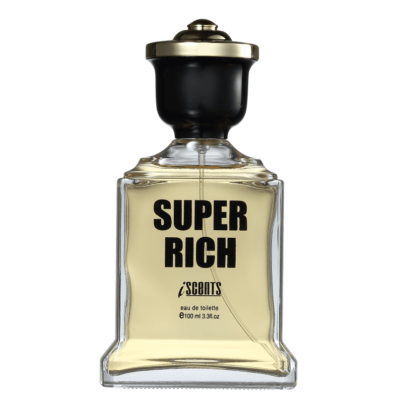 Perfume  Super Rich I-Scents Eau de Toilette - Masculino 100ml