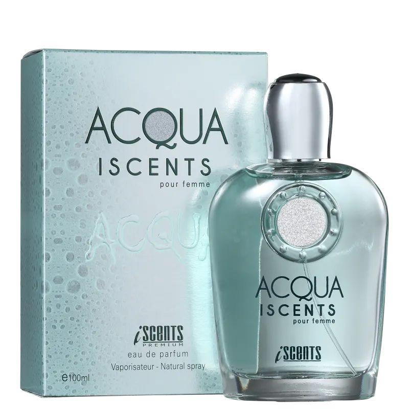 Perfume  Acqua I-Scents Eau de Parfum - Feminino 100ml