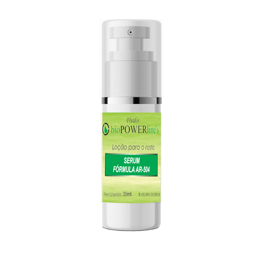 Serum AR-504 Anti-rugas 30ml