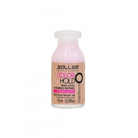 Ampola Dose Color Hold Salles Profissional 15ml