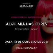 Ingresso Alquimia das Cores 18/10/2021