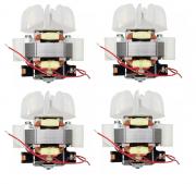 Kit 4 Motor Secador Cabelo Taiff 110v