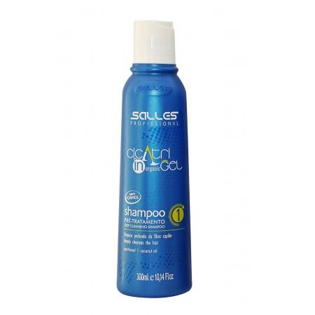 Shampoo Cicatri Gel Salles Profissional 300ml